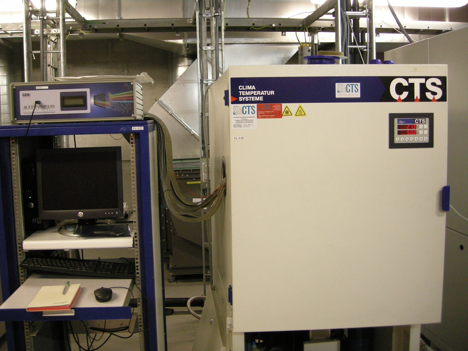 CTS CS-40/200 climate chamber
